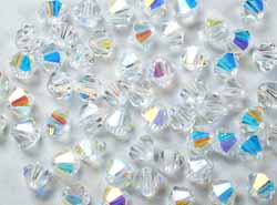 Swarovski Crystal: #3bicone
